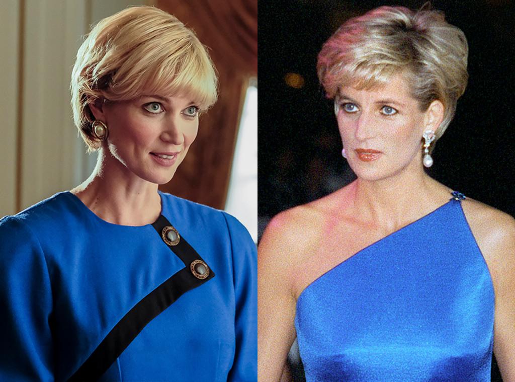 Harry & Meghan: A Royal Romance, Princess Diana