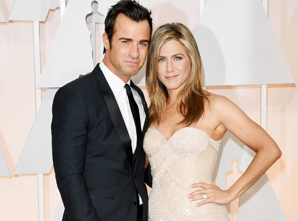 Jennifer Aniston And Justin Theroux Separate After Less