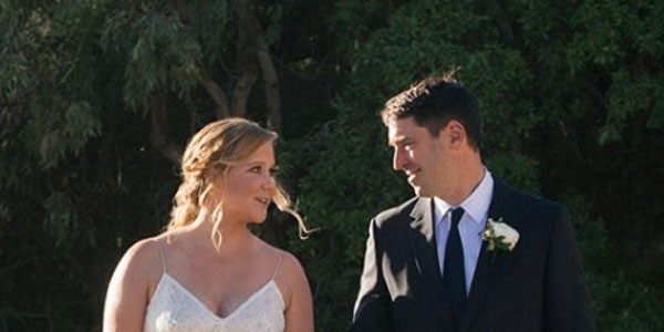 Inside Amy Schumer S Road To Having A Completely Secret Wedding E News