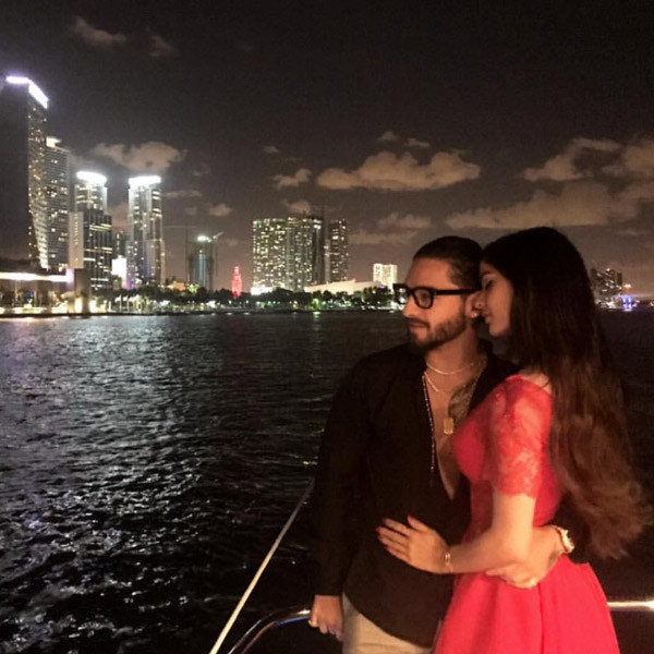 Inside Malumas Romance With Natalia Barulich E News
