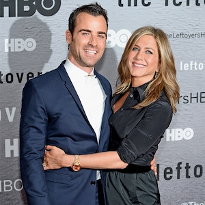 Justin Theroux, Jennifer Aniston