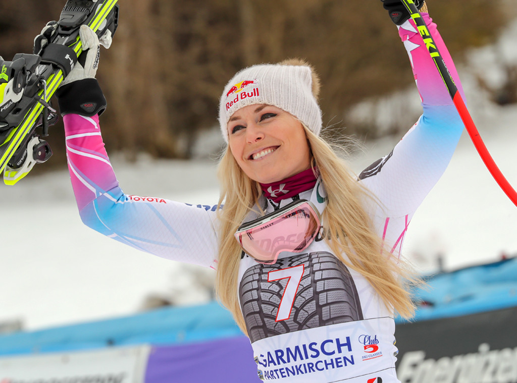 Lindsey Vonn Fires Back At Twitter Trolls After Not
