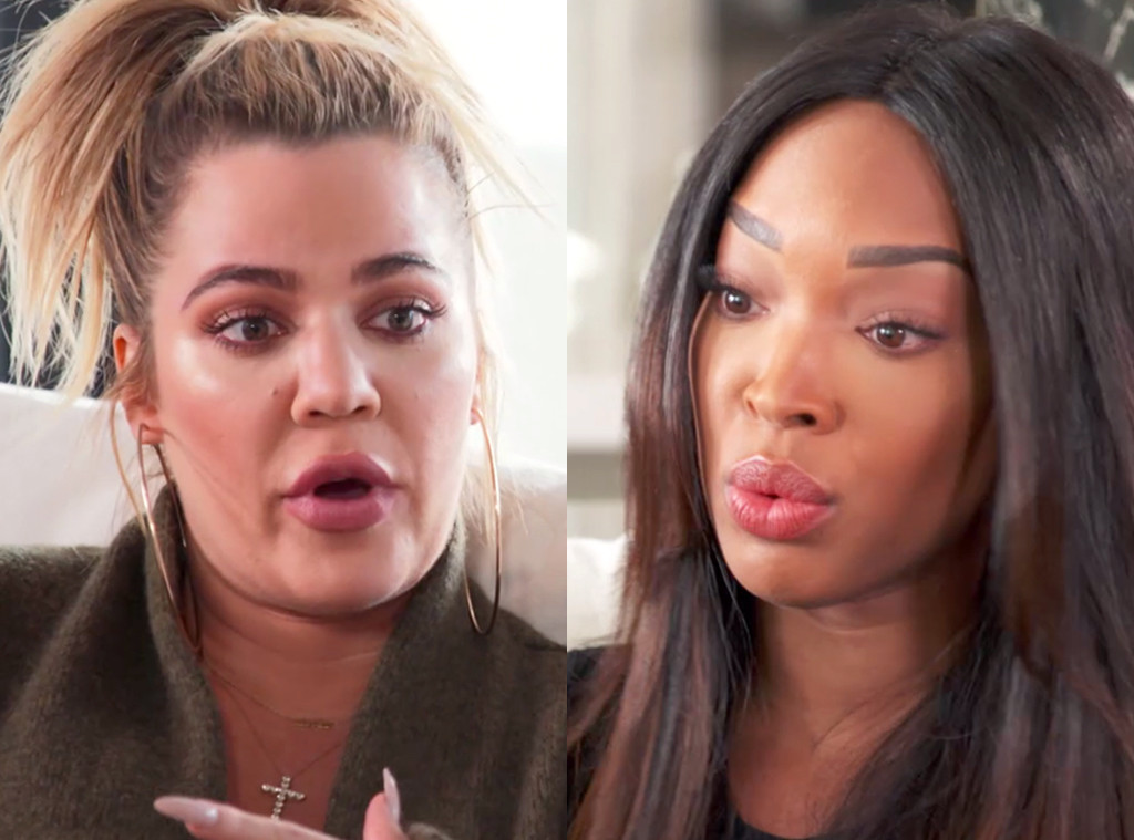 Khloe Kardashian, Malika, Keeping Up with the Kardashians