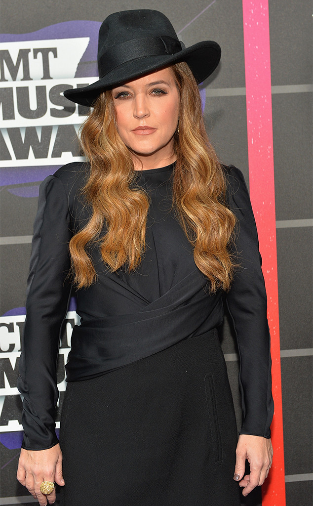 Lisa Marie Presley Says She's $16 Million in Debt