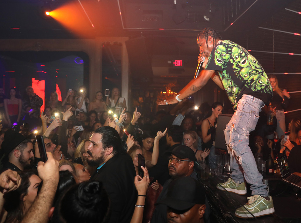 Travis Scott, NBA All-Star Weekend