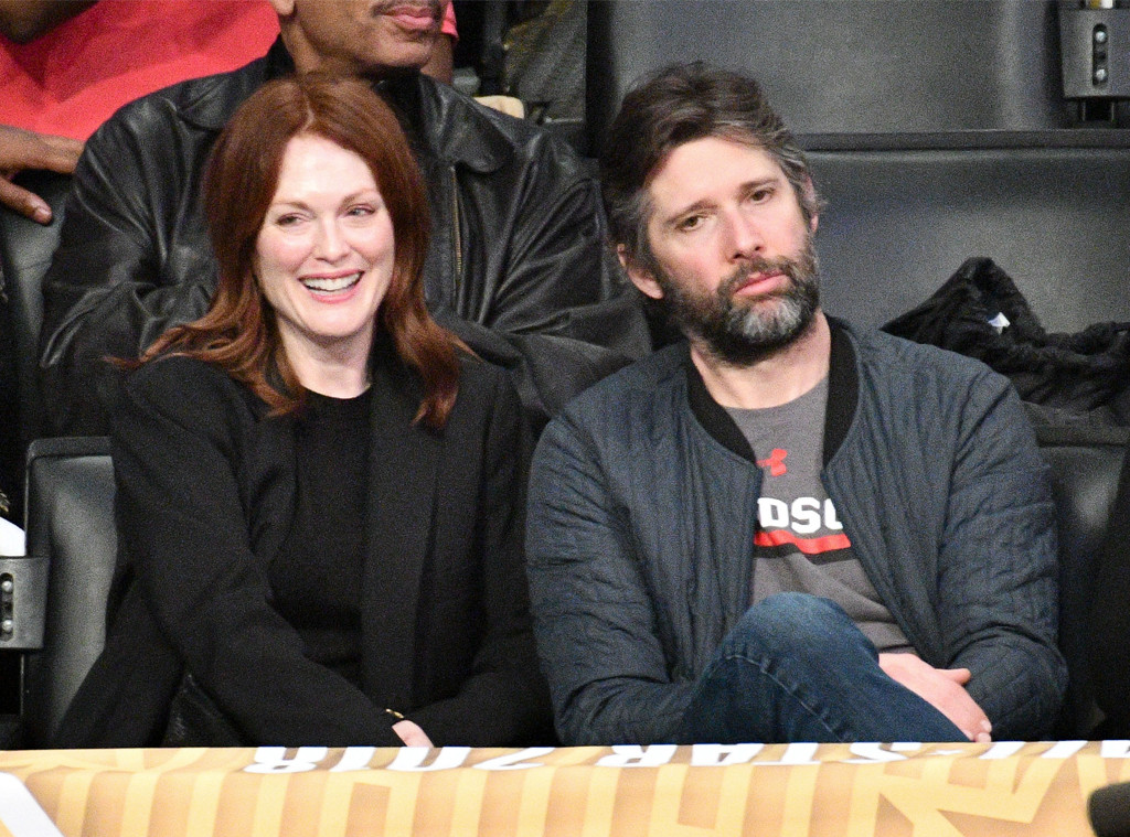Julianne Moore, NBA All-Star Game 2018