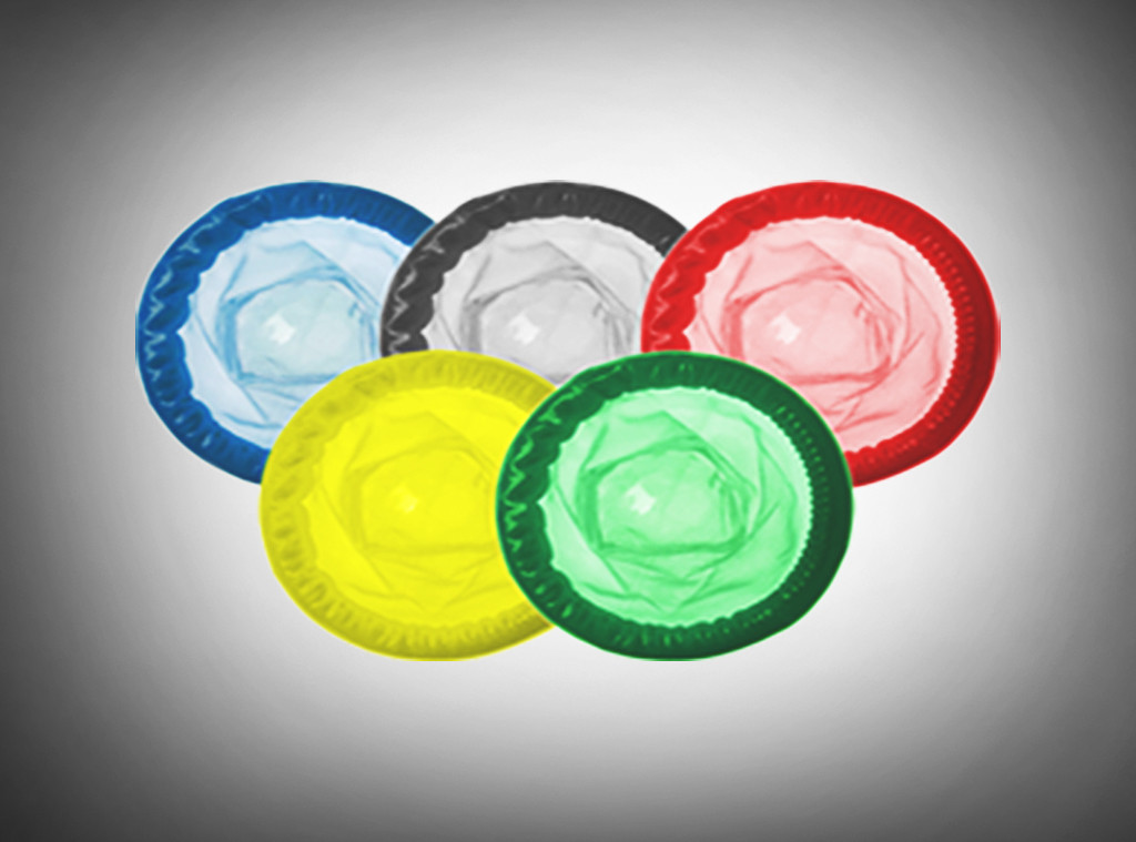 PyeongChang Olympics, Condoms