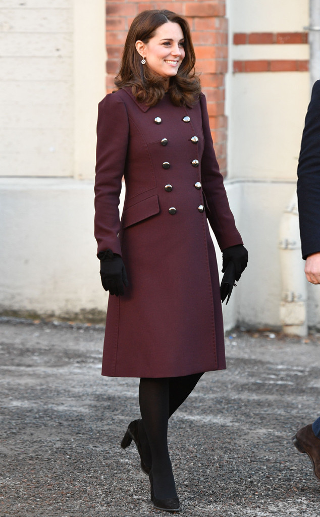 Kate Middleton Shows Us Winter Fashion Done Right On