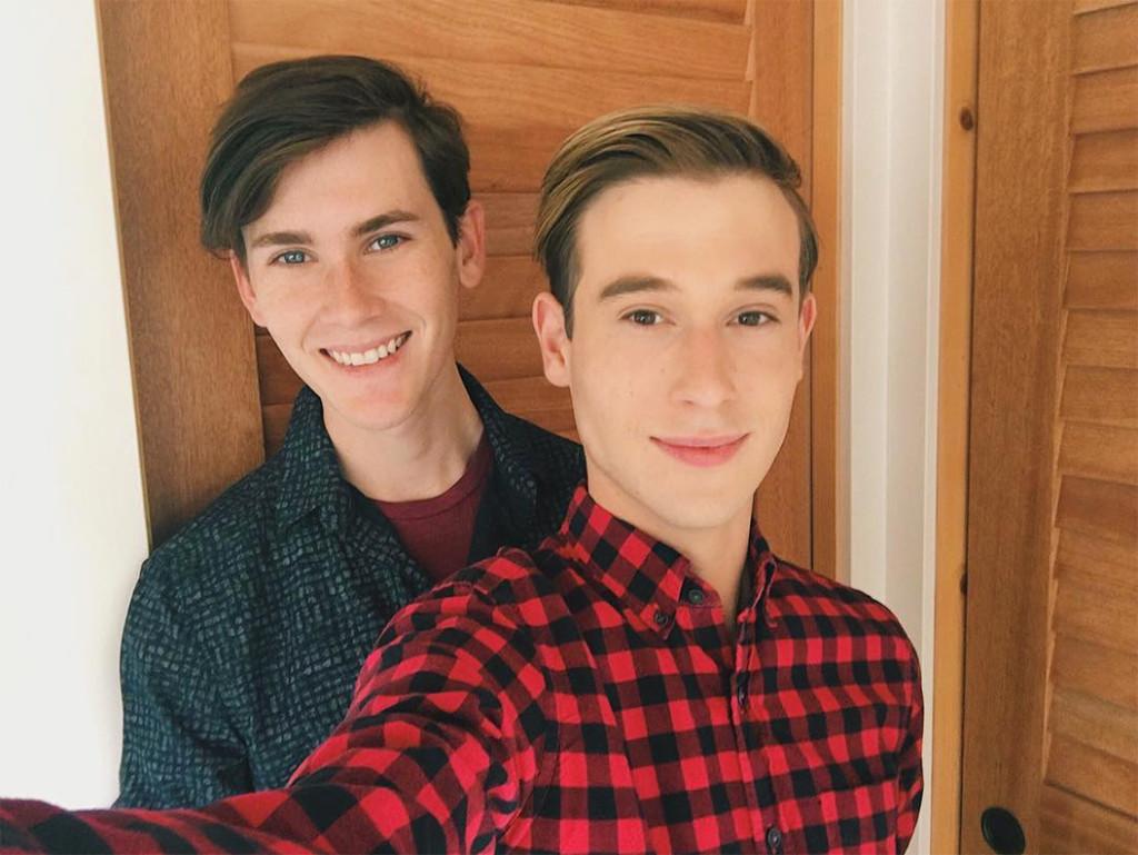Tyler Henry, Boyfriend, Clint