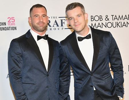 Quantico's Russell Tovey Is Engaged to Steve Brockman
