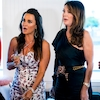 Kyle Richards, Lisa Vanderpump, Real Housewives of Beverly Hills