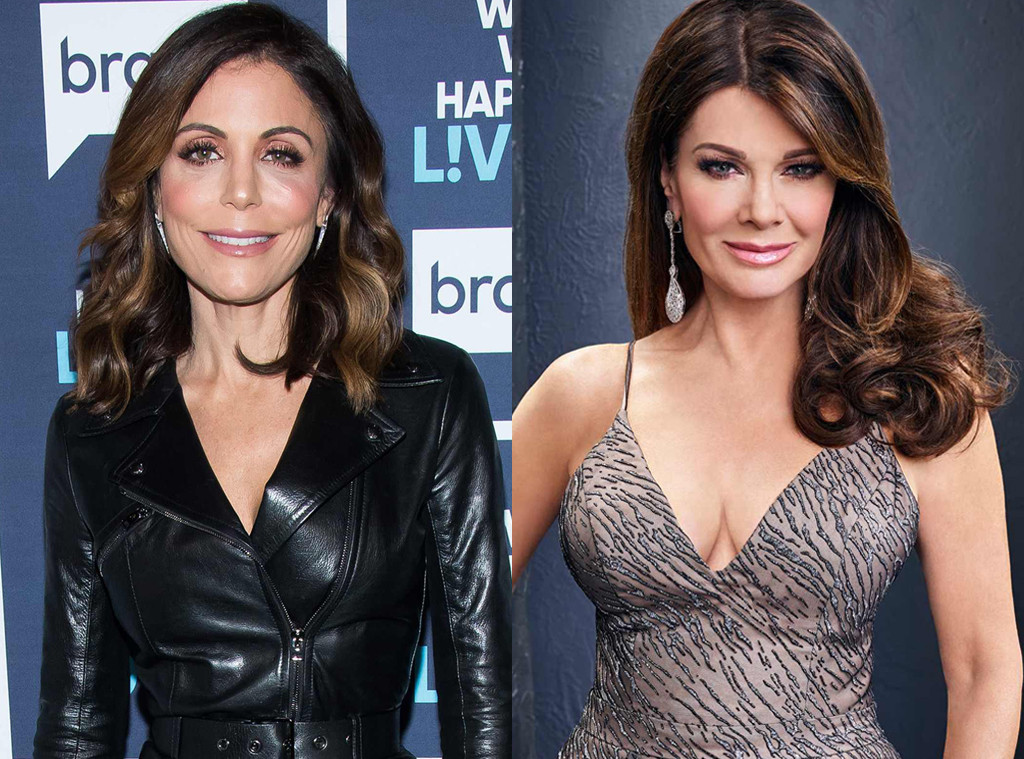Bethenny Frankel Goes Head-to-Head With Lisa Vanderpump On The Real Housewives Of Beverly Hills