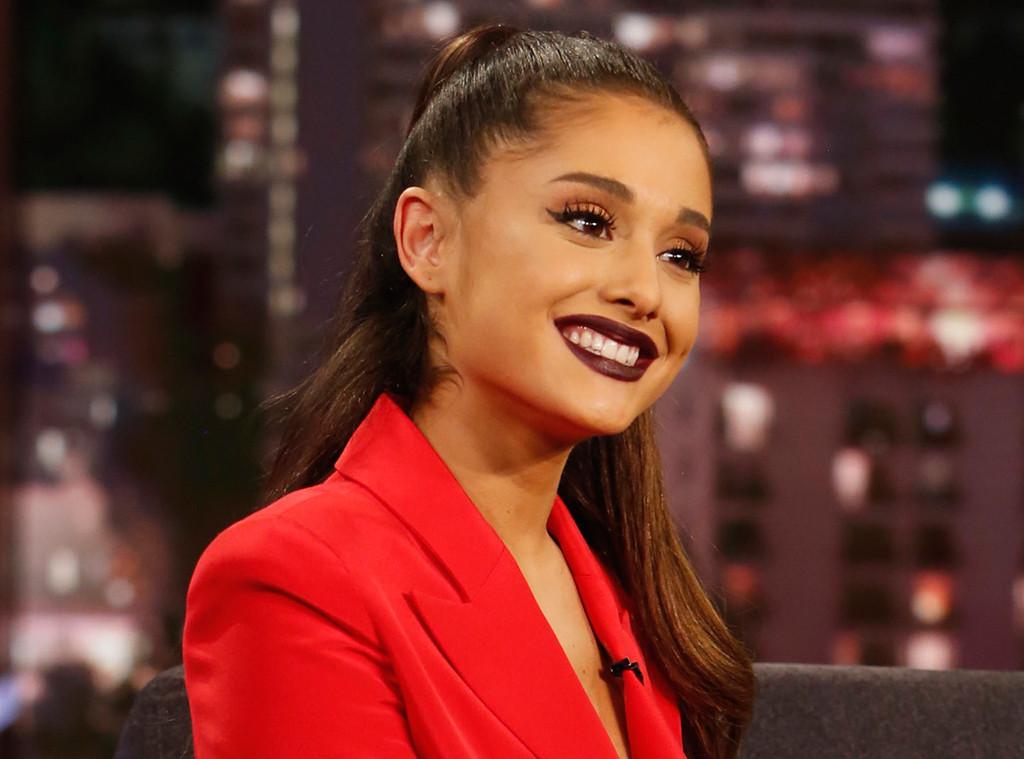 Ariana Grande, Jimmy Kimmel Live