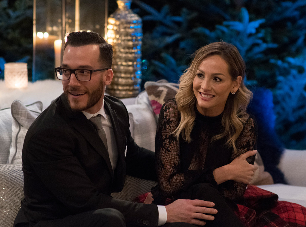 Surprise! The Bachelor Winter Games' Engaged Couple Clare Crawley And Benoit Beauséjour-Savard On Their Secret Romance