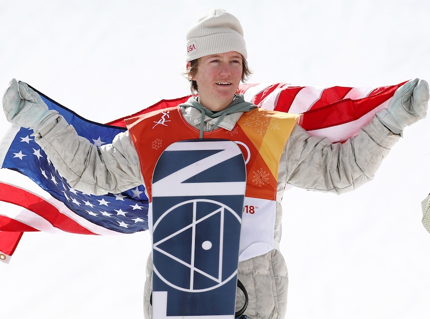 Red Gerard, 2018 Winter Olympics