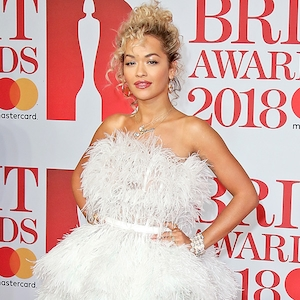 Rita Ora, 2018 Brit Awards