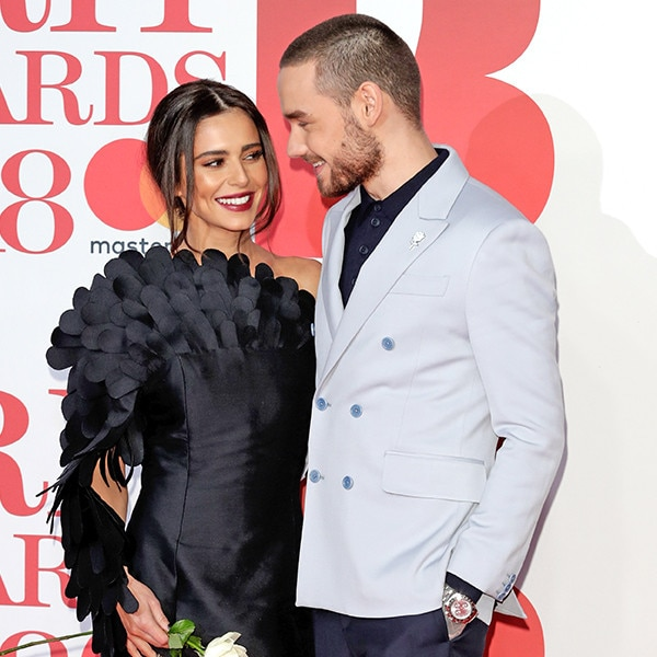 Cheryl, Liam Payne, 2018 Brit Awards