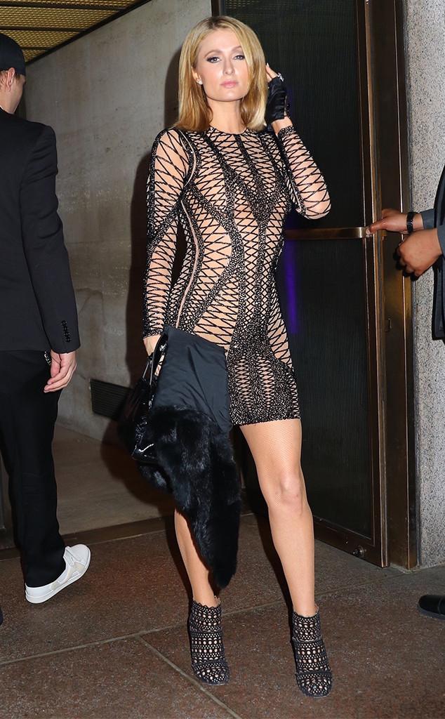 Paris Hilton, Rihanna's 30th Birthday