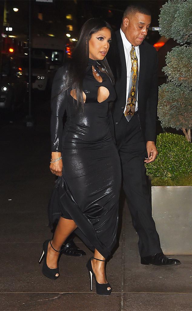 Toni Braxton, Rihanna's 30th Birthday