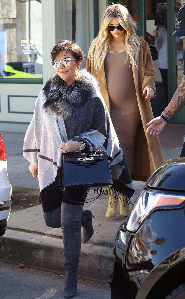 Dropping Some Serious Cash: Kris Jenner Spends $8,000 on Pregnant Khloe Kardashian's Nursery