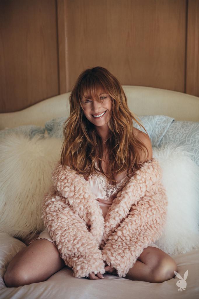 Jane Seymour, Playboy Magazine