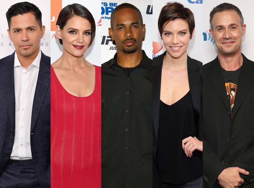 Jay Hernandez, Katie Holmes, Lauren Cohan, Damon Wayans Jr., Freddie Prinze Jr.