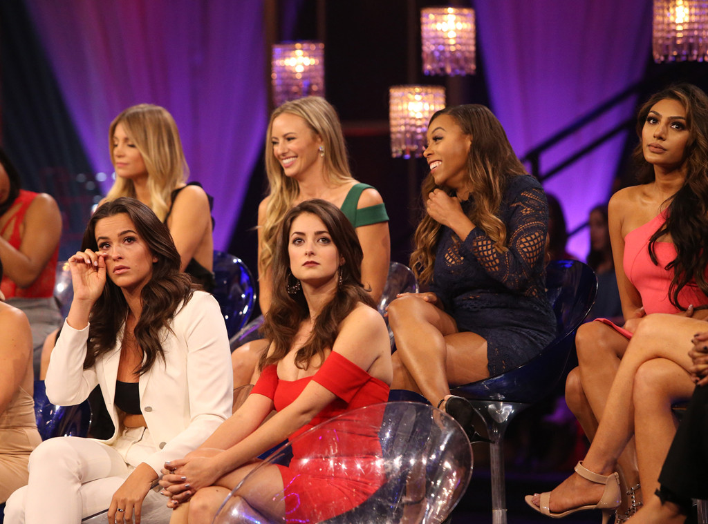 """What Did Arie Luyendyk Jr. Do?! The Bachelor's """"Furious"""" Caroline Calls Him Out In Tell All Sneak Peek"""