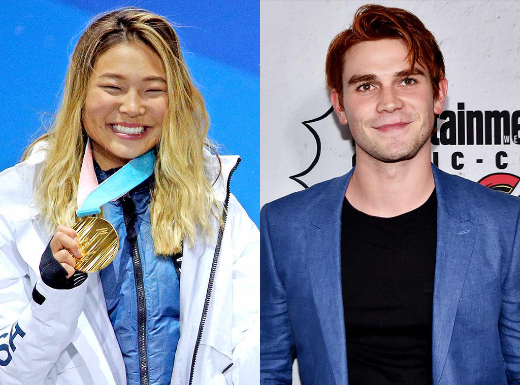 """Olympic Snowboarder Chloe Kim Is Crushing On This """"Really Attractive"""" Riverdale Star"""