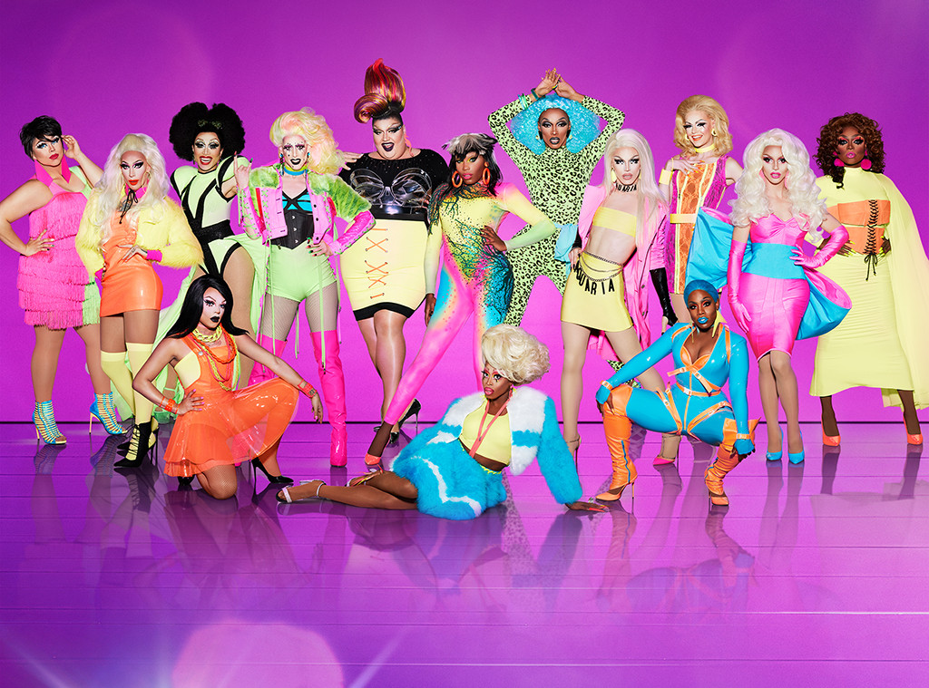 We Ranked The RuPaul's Drag Race Season 10 Queens Based On Our First Impressions Alone