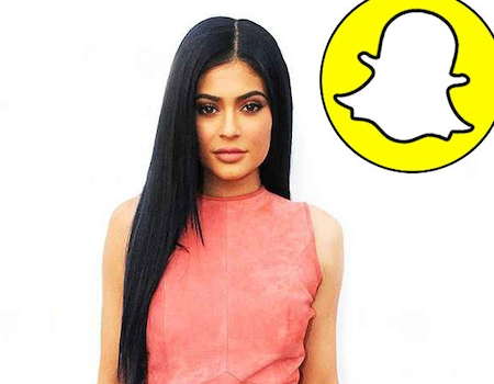 Kylie Jenner Is So Over Snapchat's Redesign