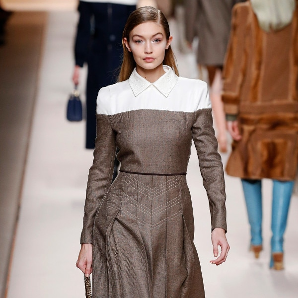 ESC: Milan Fashion Week, WInter 2018, Fendi