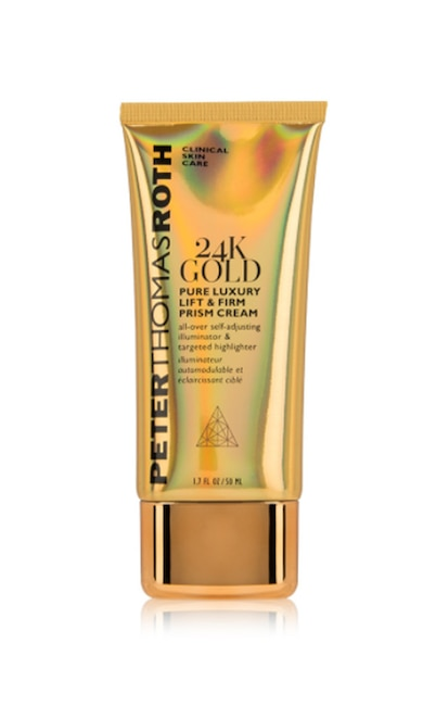 Shopping: Gold Infused Beauty