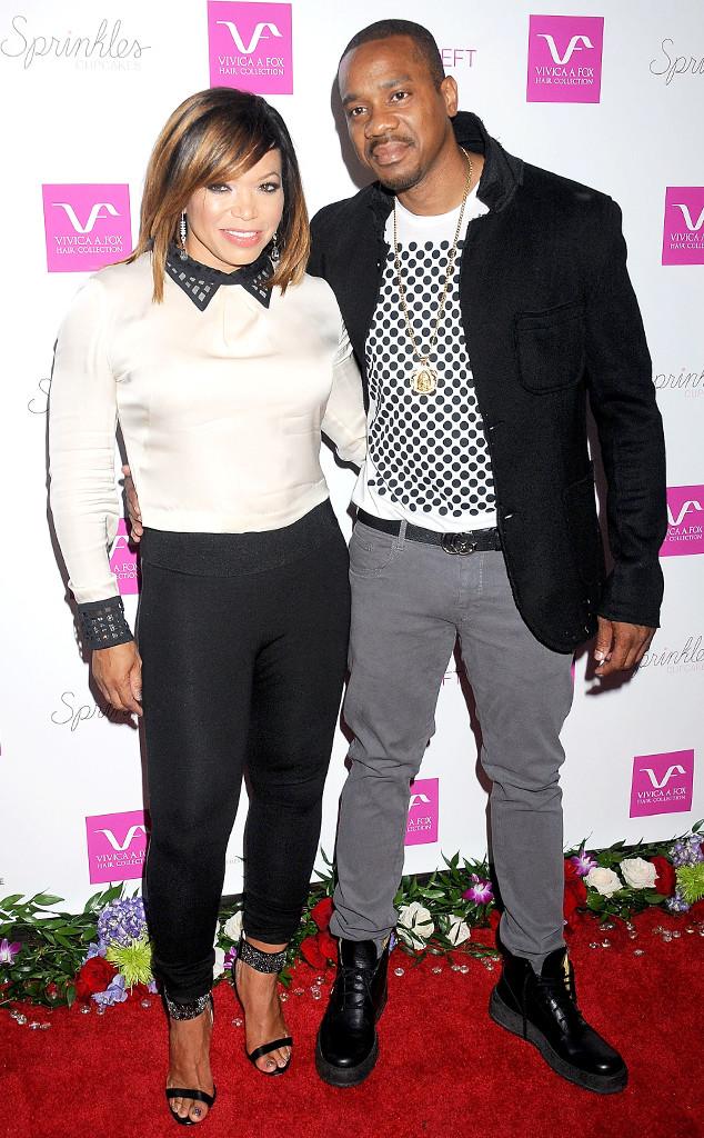 Tisha Campbell-Martin Files For Divorce From Husband Duane Martin