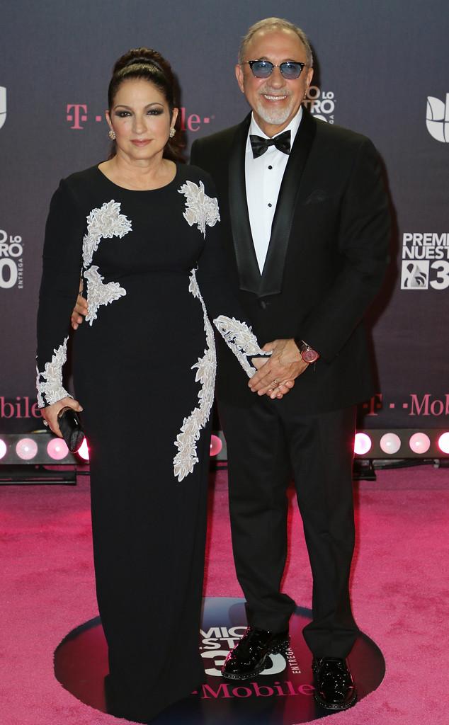 Gloria Estefan And Emilio Estefan Honored At 2018 Premio Lo Nuestro