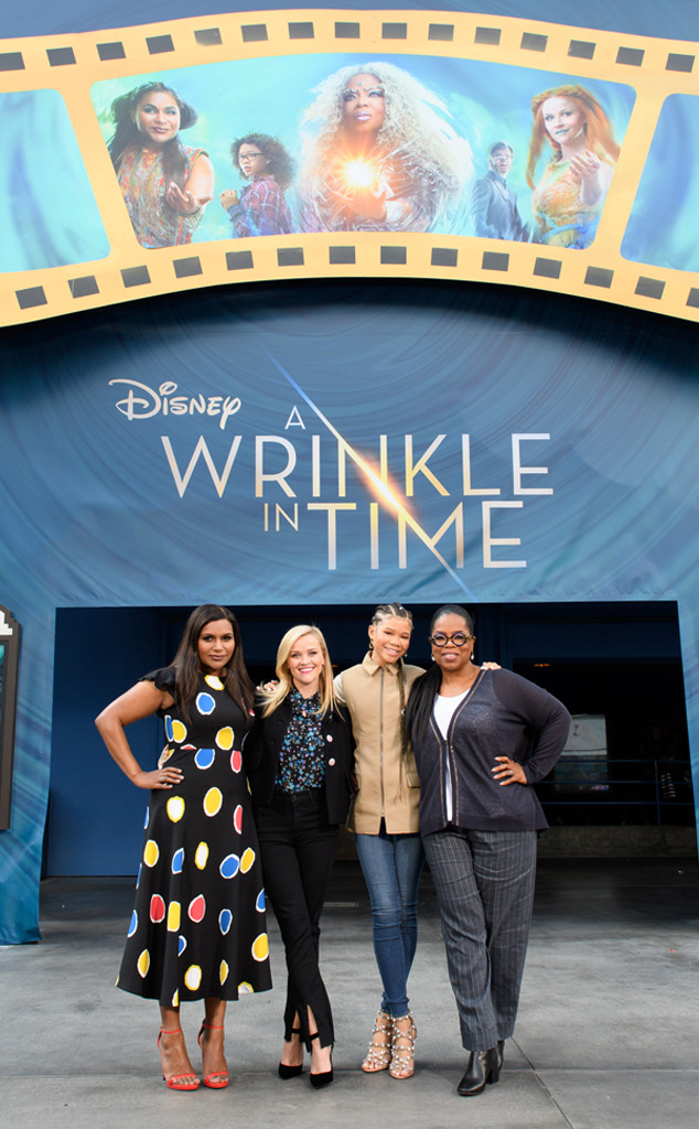 Mindy Kaling Makes Her First Official Post-Baby Appearance At Disneyland