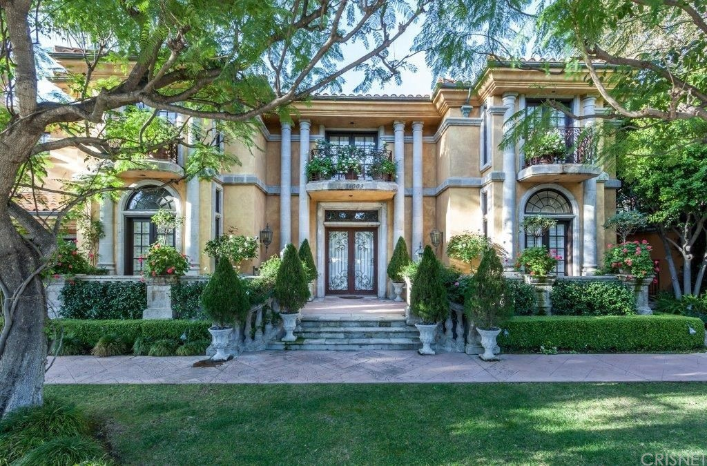 Mulholland Estates From Charlie Sheen S Beverly Hills Home