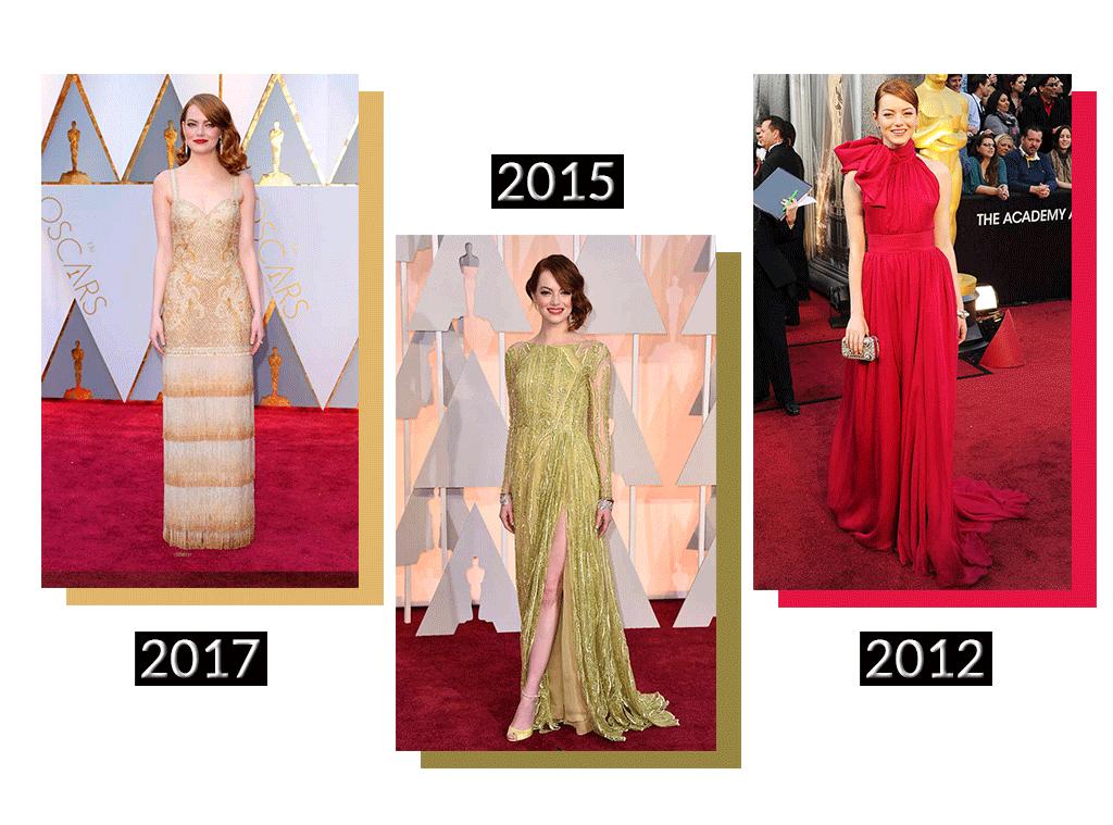 Oscars Poll, Emma Stone