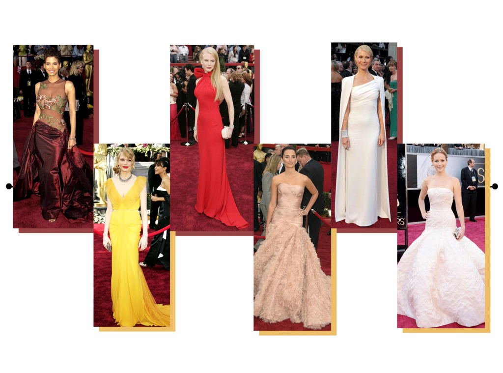 Oscars Poll, Most Iconic Looks