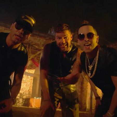 "rs 600x600 180223122006 600.Ricky Martin Wisin Yandel fiebre 02232018 - View Ricky Martin's Music Video ""Fiebre"" Ft. Wisin, Yandel"