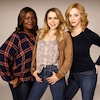 <i>Good Girls</i>' Retta and Mae Whitman on Their Show's Unexpected Timeliness and Becoming Fast Friends on Set