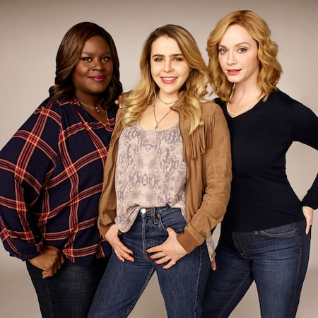 rs 600x600 180223131740 600 retta mae whitman christina hendricks good girls nbc - Great Girls' Retta and Mae Whitman on Their Show's Unexpected Timeliness and Becoming Fast Friends on Set