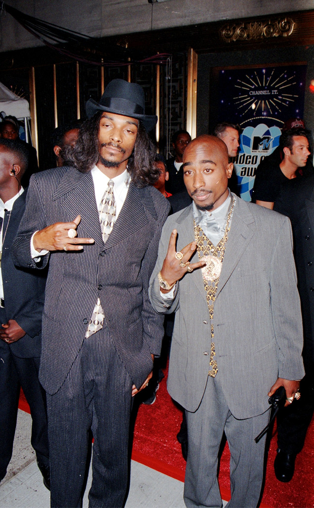 Snoop Dogg, Tupac