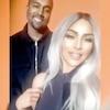 Kim Kardashian, Kanye West, Snapchat