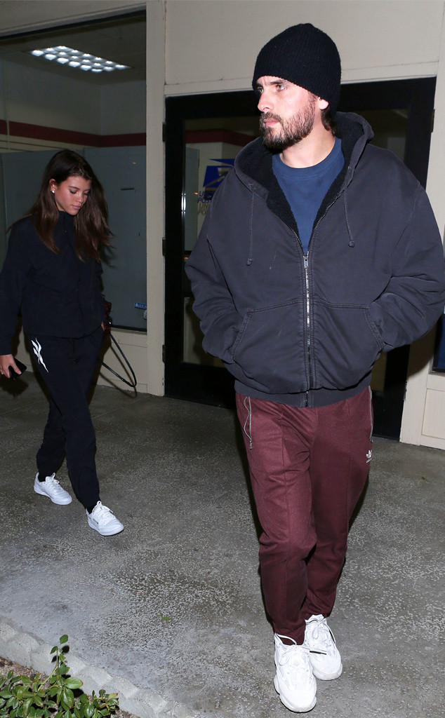 Scott Disick and Sofia Richie Enjoy Date Night as She Introduces Second Puppy