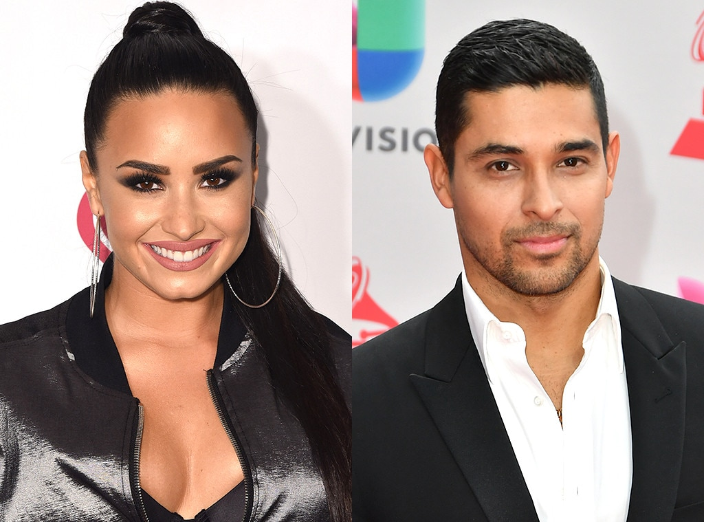 Demi Lovato and Wilmer Valderrama spotted on lunch date
