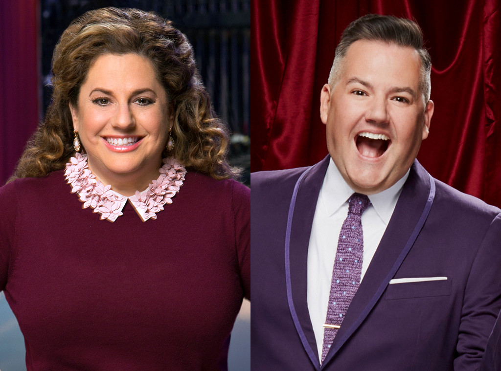 Marissa Jaret Winokur, Ross Mathews, Celebrity Big Brother