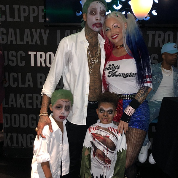 Amber Rose And Wiz Khalifa's Son Bash Had The Ultimate Halloween-Themed Birthday Party