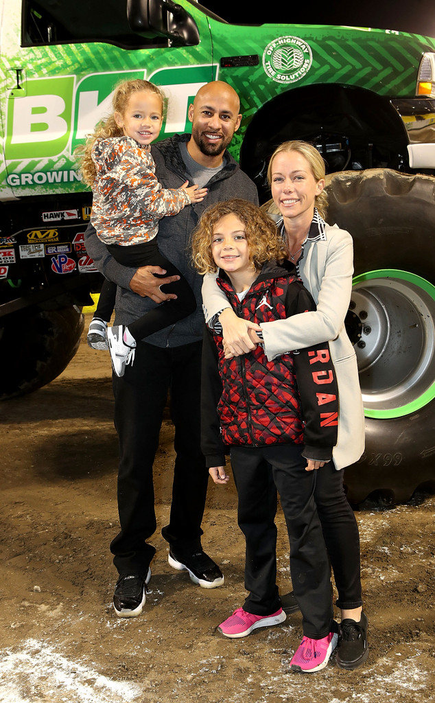 Kendra Wilkinson and Husband Hank Baskett Step Out With Their Kids Despite Marital Issues
