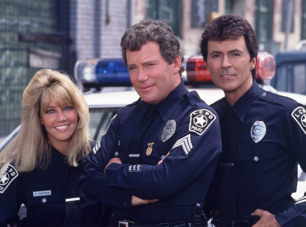 T.J. Hooker, Heather Locklear