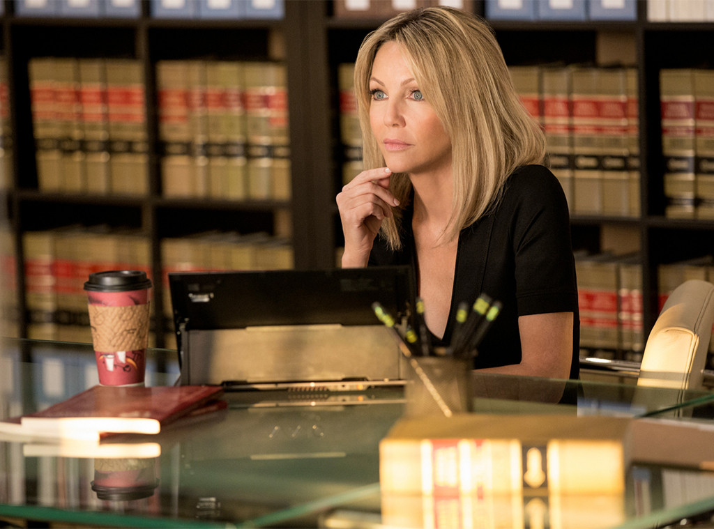 Franklin & Bash, Heather Locklear